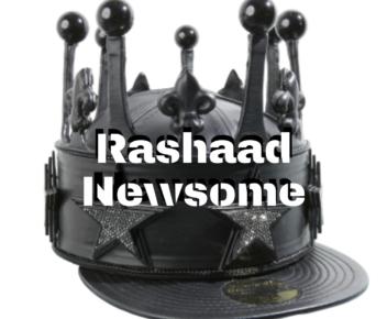 Rashaad Newsome